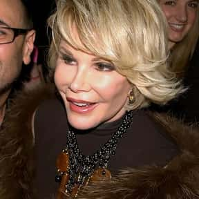 Joan Rivers is listed (or ranked) 9 on the list Famous People From New York City