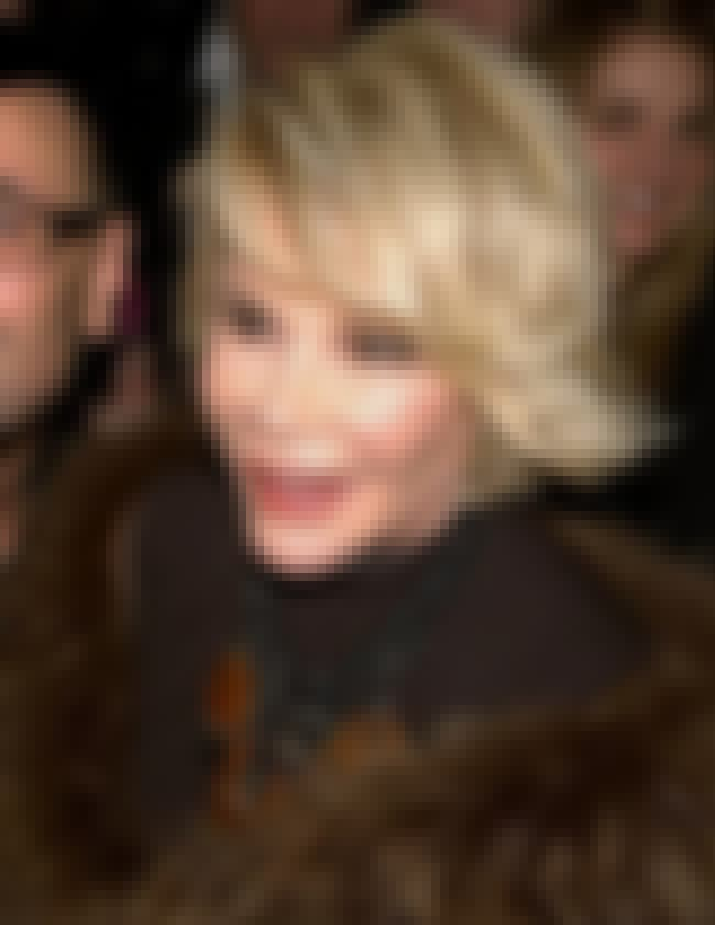 Joan Rivers is listed (or ranked) 4 on the list Celebrities Who Are Openly Pro-Israel