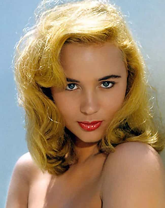 Joan Staley is listed (or ranked) 1 on the list Playboy Girls Of The '50s