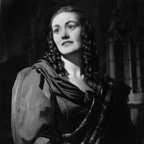 Joan Sutherland is listed (or ranked) 3 on the list The Greatest Opera Singers of All Time