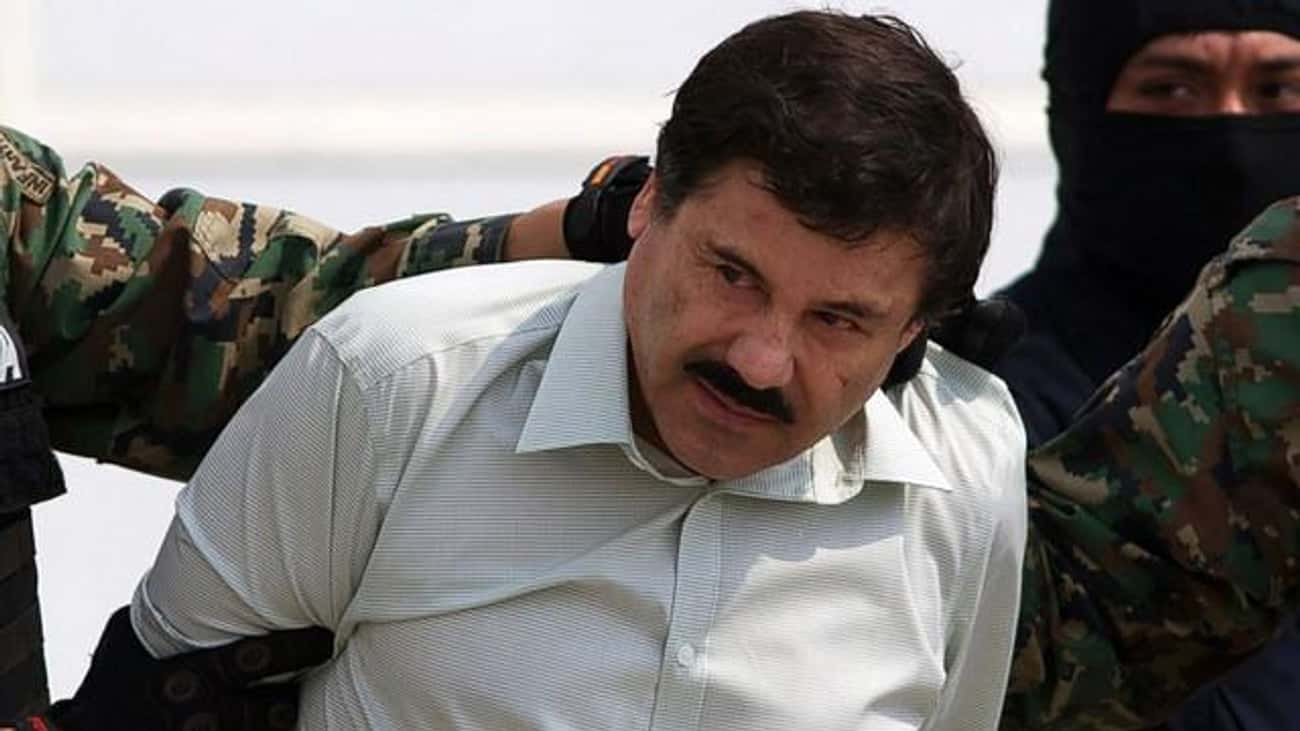 El Chapo, Who Led a Successful is listed (or ranked) 1 on the list Prison Kingpins Who Made the System Work for Them
