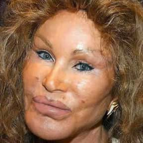 Jocelyn Wildenstein is listed (or ranked) 23 on the list List of Famous Socialites