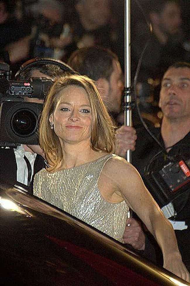 Jodie Foster is listed (or ranked) 4 on the list The Top 10 Coolest Ways Famous Lesbians Came Out
