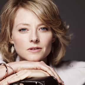 Jodie Foster is listed (or ranked) 8 on the list The Greatest Actors & Actresses in Entertainment History