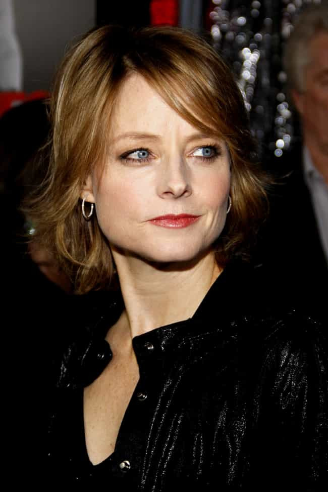 Jodie Foster is listed (or ranked) 4 on the list Famous Friends of Russell Crowe