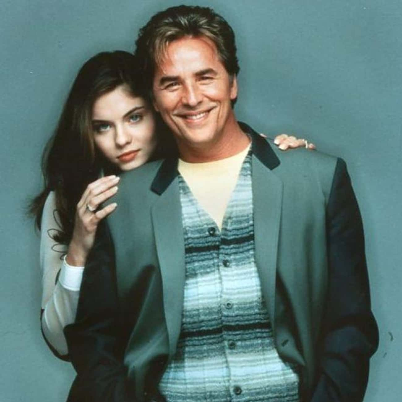 Jodi Lyn O'Keefe is listed (or ranked) 4 on the list Don Johnson Loves and Hookups