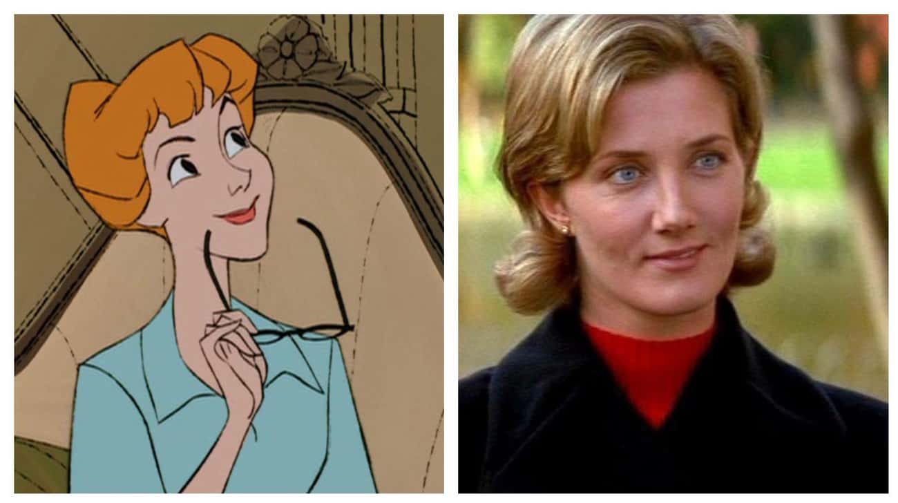 Joely Richardson As Anita Radc is listed (or ranked) 4 on the list Actors Who Played Animated Disney Characters