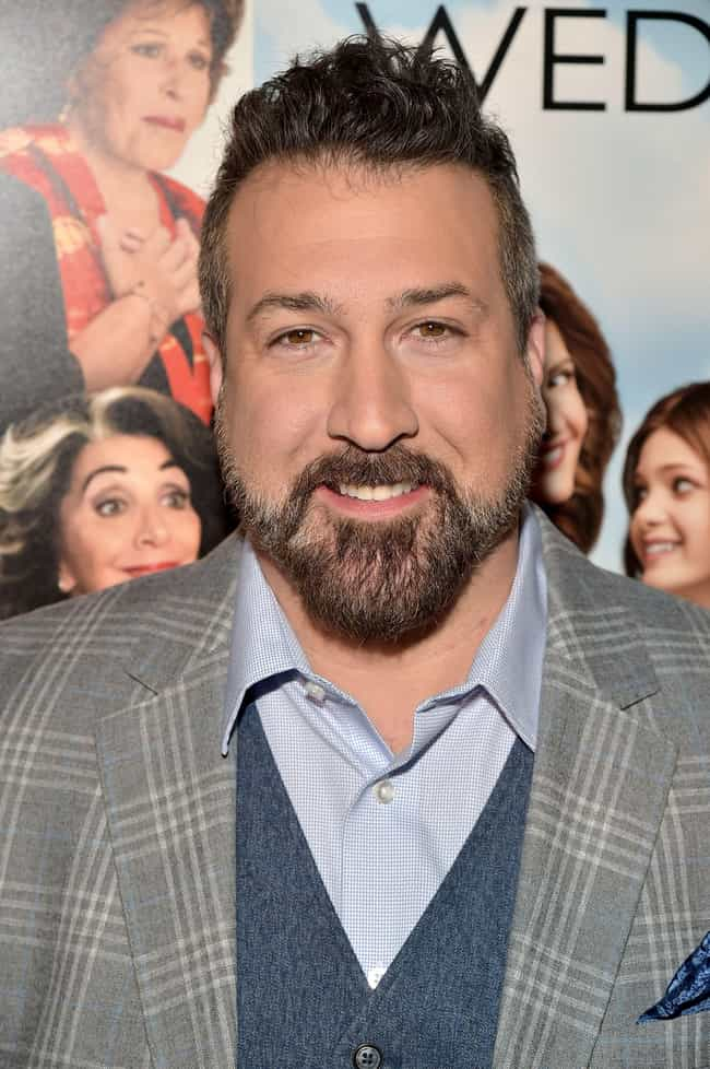 Joey Fatone is listed (or ranked) 3 on the list Every Member of NSYNC, Ranked Best to Worst