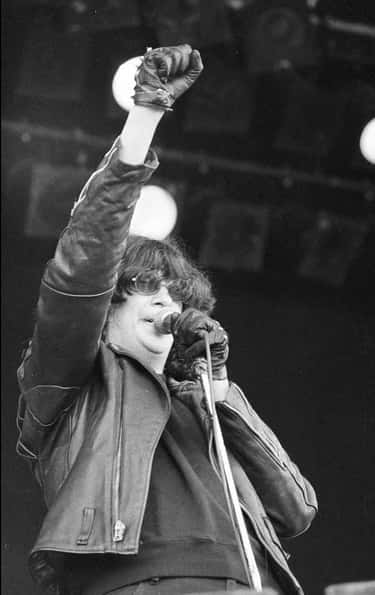 Joey Ramone is listed (or ranked) 2 on the list Famous Survivors of Hodgkin's Lymphoma