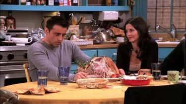 Joey Is Gluttony