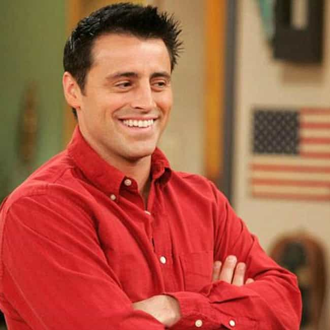 Joey Tribbiani is listed (or ranked) 4 on the list The Coolest Fictional Characters from New York