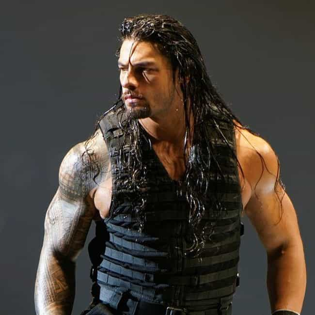 Roman Reigns is listed (or ranked) 1 on the list 17 Celebrities Who Were Diagnosed with Cancer Before the Age of 40