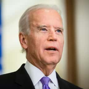 Joe Biden is listed (or ranked) 7 on the list Who Is The Most Famous Joe/Joseph In The World?