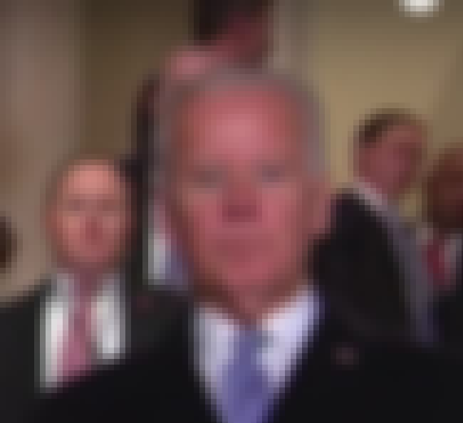 Joe Biden is listed (or ranked) 4 on the list 10 Of The Most Soul-Crushing Faces From The Trump Inauguration