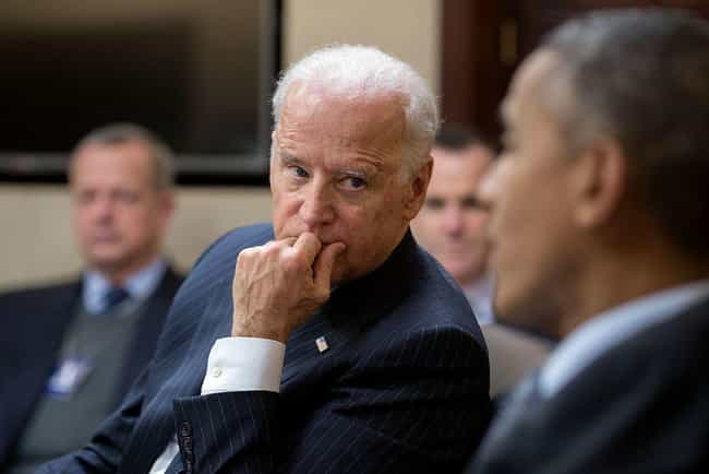 Joe Biden is listed (or ranked) 2 on the list 20 Famous People Who Were Widowed Young