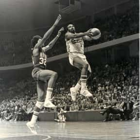 Joe Caldwell is listed (or ranked) 24 on the list The Best Small Forwards of the 70s