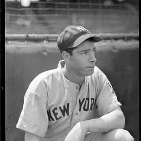 Joe DiMaggio is listed (or ranked) 8 on the list The Greatest Center Fielders of All Time