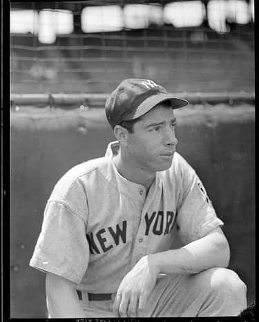 Joe DiMaggio is listed (or ranked) 1 on the list Famous Galileo Academy Of Science And Technology Alumni