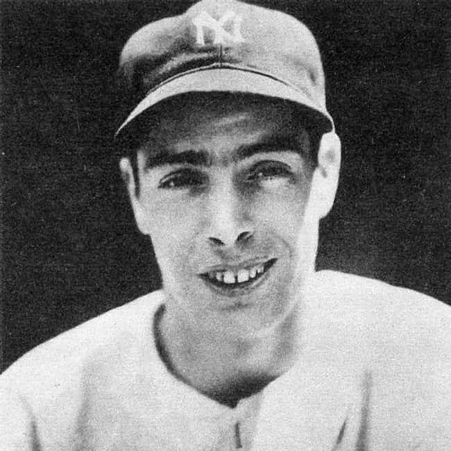 Joe DiMaggio is listed (or ranked) 4 on the list The Best Athletes Who Wore #9