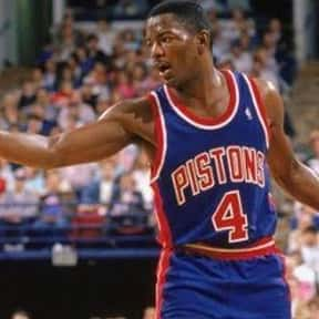 Joe Dumars is listed (or ranked) 5 on the list The Best NBA Players from Louisiana