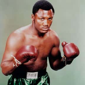 Joe Frazier is listed (or ranked) 6 on the list The Best Heavyweight Boxers of All Time