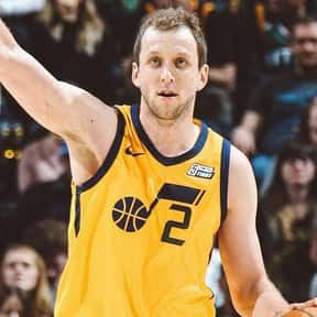 Joe Ingles is listed (or ranked) 17 on the list Top White NBA Players Right Now