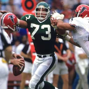 Joe Klecko is listed (or ranked) 21 on the list The Best New York Jets of All Time