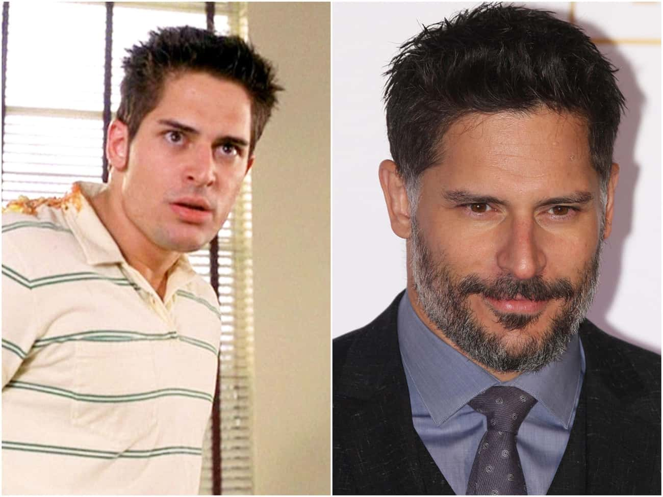 Joe Manganiello is listed (or ranked) 2 on the list Actors Who Actually Look Better With Facial Hair