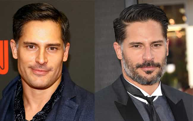 Joe Manganiello is listed (or ranked) 3 on the list 34 Actors Who Actually Look Better With Facial Hair