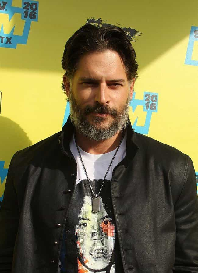 Joe Manganiello is listed (or ranked) 3 on the list 20 Actors Who Actually Look Better With Facial Hair