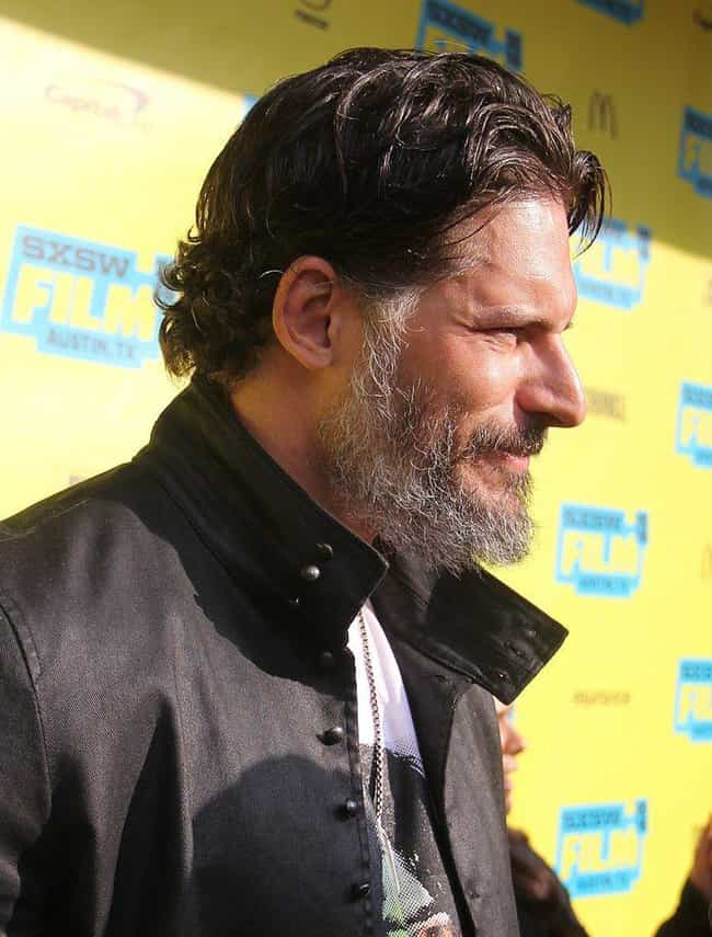 Joe Manganiello is listed (or ranked) 4 on the list The Hottest Celebrity Lumbersexuals
