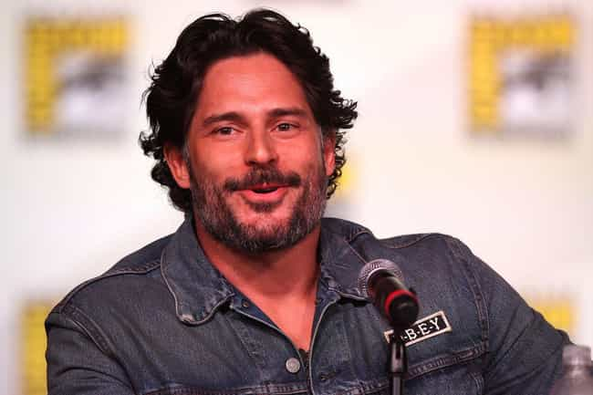 Joe Manganiello is listed (or ranked) 2 on the list The Hottest Guys on True Blood