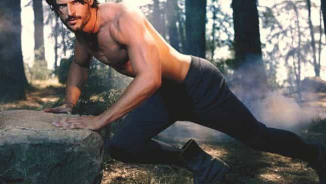 Joe Manganiello is listed (or ranked) 3 on the list The Hottest Male Celebrity Butts