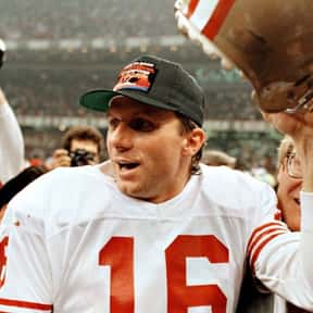 Joe Montana - 1982, 1985, 1990 is listed (or ranked) 1 on the list The Best Super Bowl MVPs of All Time