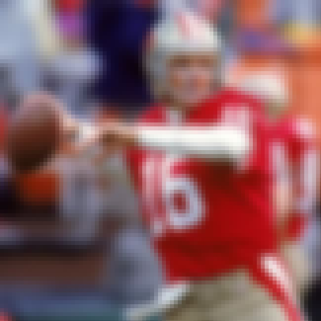 Joe Montana is listed (or ranked) 2 on the list The Top 10 Quarterbacks of All Time