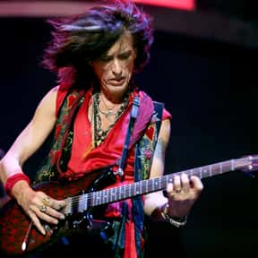 Joe Perry is listed (or ranked) 8 on the list List of Famous Bassists