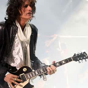 Joe Perry is listed (or ranked) 8 on the list Guitarists Who Went to Rehab