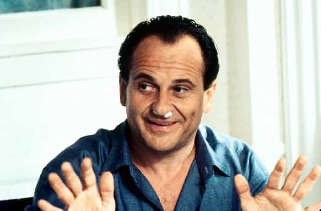 Joe Pesci is listed (or ranked) 4 on the list Actors Who Are the Best at Playing Sleazeballs