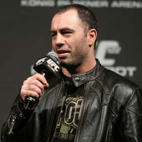 Joe Rogan is listed (or ranked) 23 on the list Celebrities You Would Want To Get High With