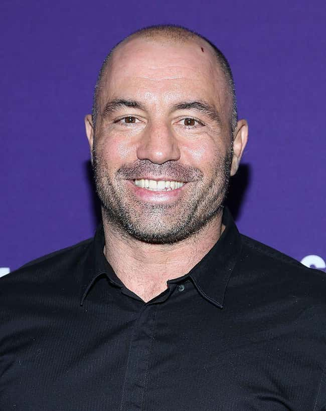 Joe Rogan is listed (or ranked) 6 on the list Celebrities You Didn't Know Have Vitiligo