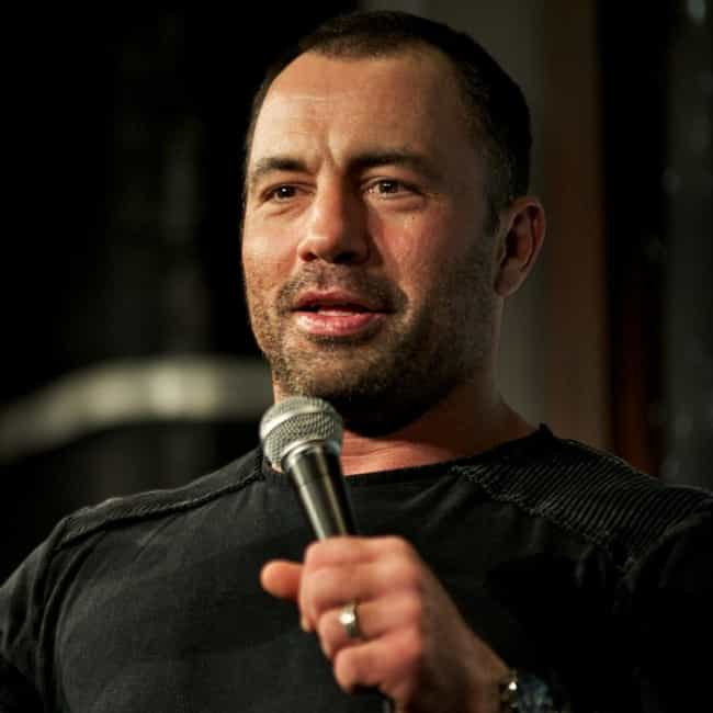 Joe Rogan is listed (or ranked) 4 on the list Celebs Who Owe Their Careers to Psychedelics