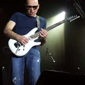 Joe Satriani is listed (or ranked) 25 on the list The Greatest Artists Who Have Never Won a Grammy