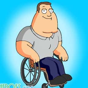 Joe Swanson is listed (or ranked) 3 on the list The Best Family Guy Characters of All Time