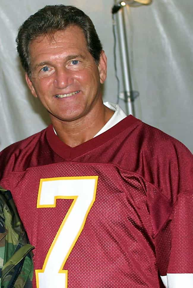 Joe Theismann is listed (or ranked) 1 on the list The Most Tragic Career-Ruining Sports Injuries
