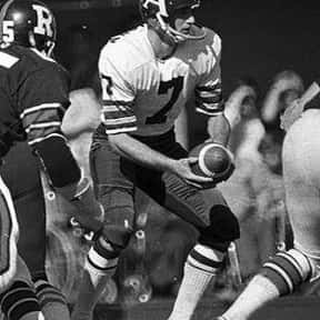 Joe Theismann is listed (or ranked) 21 on the list The Most Overlooked Quarterbacks of All Time