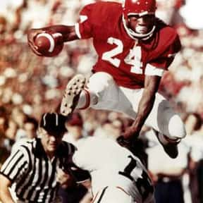 Joe Washington is listed (or ranked) 4 on the list The Best Oklahoma Sooners Running Backs of All Time