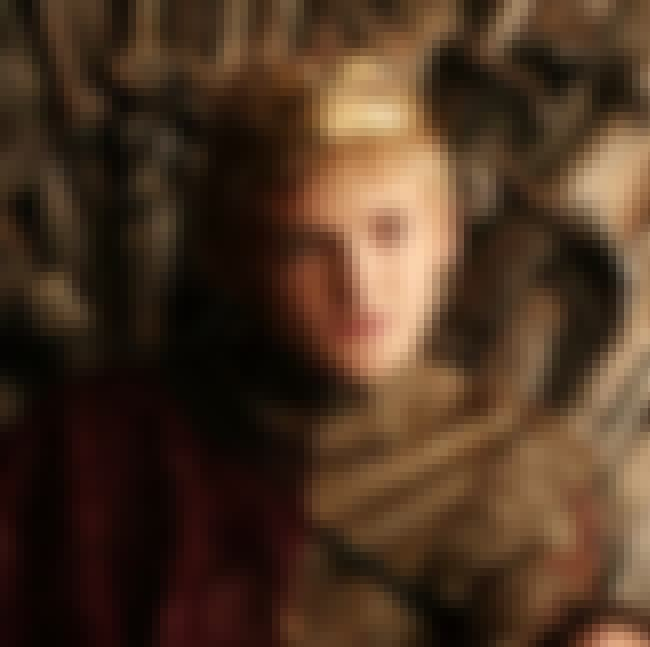 Joffrey Baratheon is listed (or ranked) 1 on the list The Most Hated Game of Thrones Characters