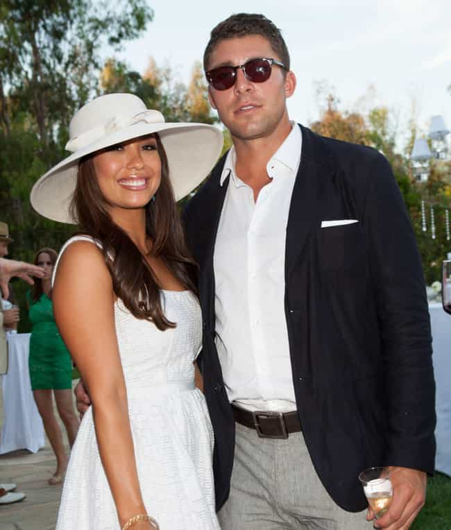 Joffrey Lupul is listed (or ranked) 4 on the list Cheryl Burke Loves and Hookups