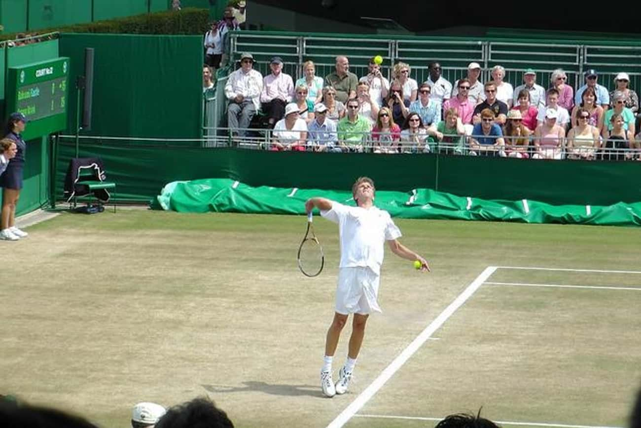 Johan Kriek is listed (or ranked) 3 on the list The Best Tennis Players from South Africa