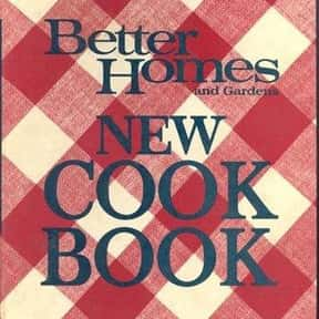 New Cook Book is listed (or ranked) 3 on the list The Most Must-Have Cookbooks